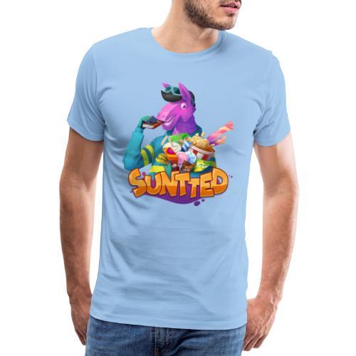 Suntted Confiseries - T-shirt Premium Homme