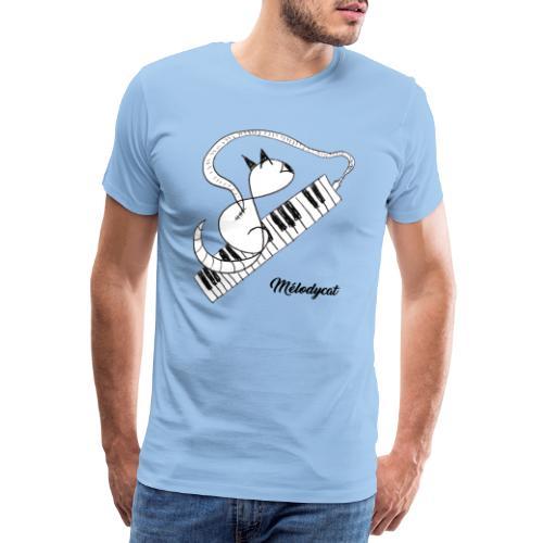 Melodycat - T-shirt Premium Homme