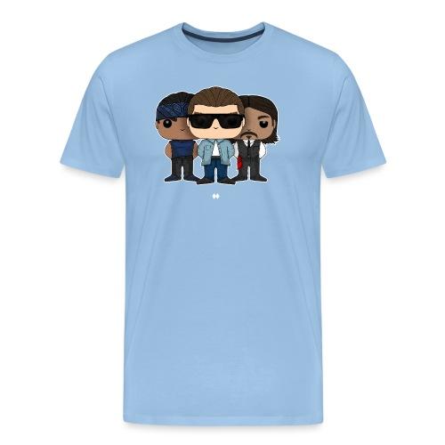 3 VATOS - Männer Premium T-Shirt