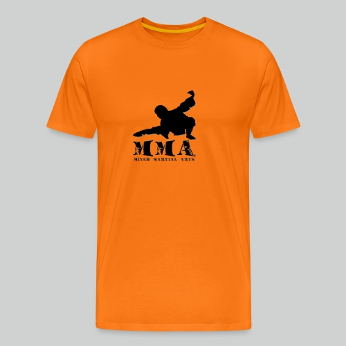 MMA Master - Männer Premium T-Shirt