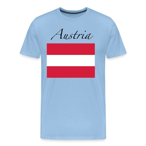 Made In Austria - Männer Premium T-Shirt