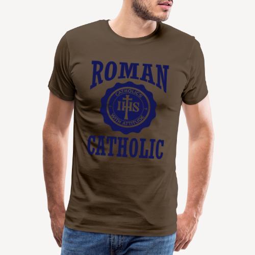 ROMAN CATHOLIC - Men's Premium T-Shirt