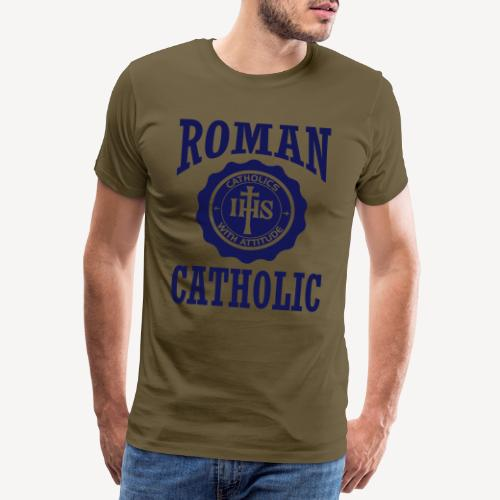 ROMAN CATHOLIC - Men's Premium T-Shirt