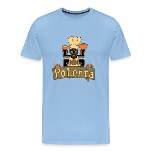 PO-LENTA - Jeux de Mots - Francois Ville - T-shirt Premium Homme