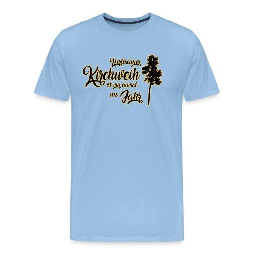 Herlheim Kirchweih - Männer Premium T-Shirt