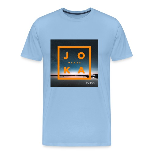Joka_menze_paint - Männer Premium T-Shirt