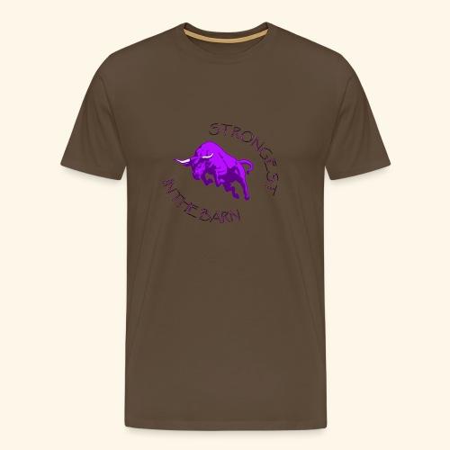 STRONGEST - Maglietta Premium da uomo