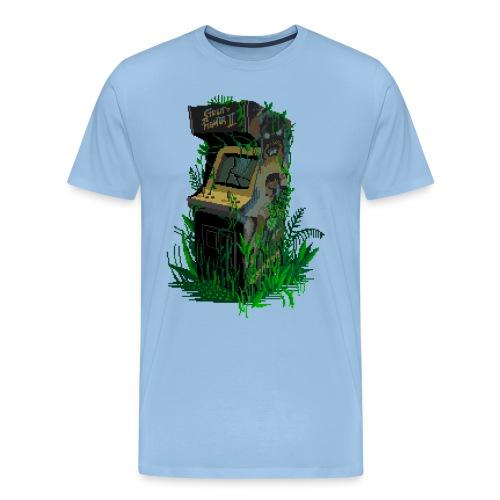overgrown arcade - T-shirt Premium Homme