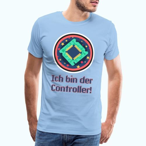 I am the controller - Men's Premium T-Shirt