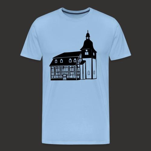 Kirche Kleinbrüchter - Männer Premium T-Shirt