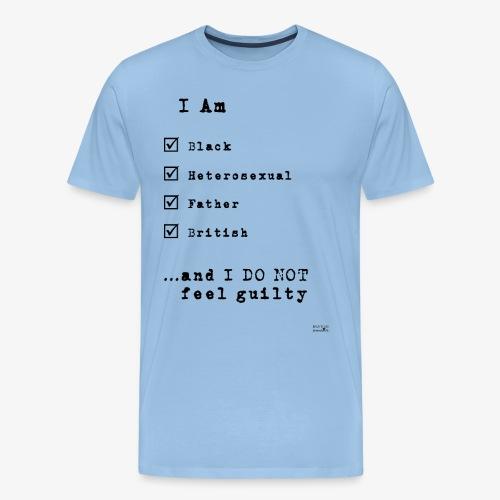 IDENTITAS Man - UKB - Men's Premium T-Shirt