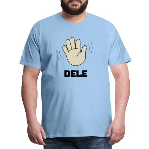 Wave - Premium-T-shirt herr