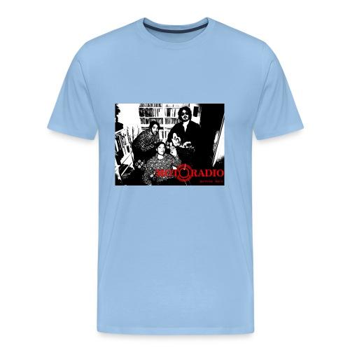 Motoradio Samba Rock png - Maglietta Premium da uomo