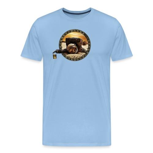 Coup de mou ? (texte personnalisable) - T-shirt Premium Homme