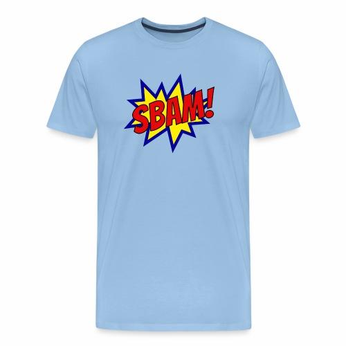 SBAM! - Maglietta Premium da uomo