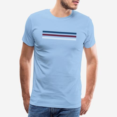 Lines #10 - Maglietta Premium da uomo