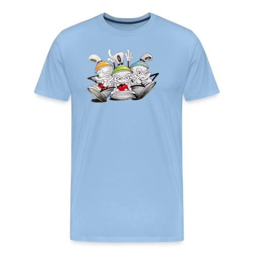 See No Evil - 2wear classics - Herre premium T-shirt