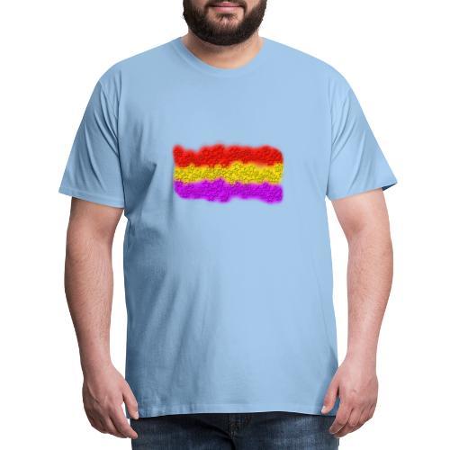 republica 001 - Camiseta premium hombre