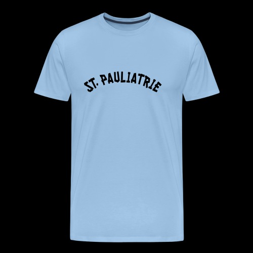 St. Pauliatrie Bogen - Männer Premium T-Shirt