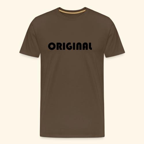Original - Camiseta premium hombre
