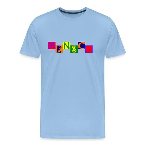 Mensch 21.1 - Männer Premium T-Shirt