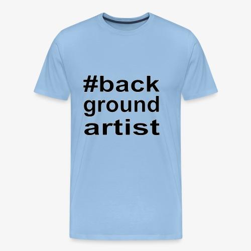 backgroundartist - Männer Premium T-Shirt