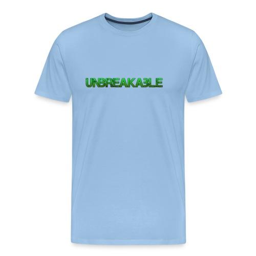 Unbreakable - Mannen Premium T-shirt