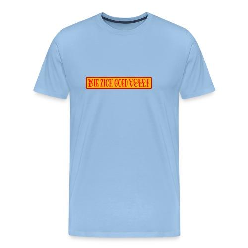 wie en die png - Men's Premium T-Shirt