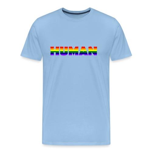 Human 20.1 - Männer Premium T-Shirt