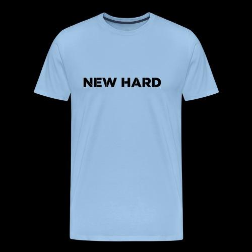 NAAM MERK - Mannen Premium T-shirt