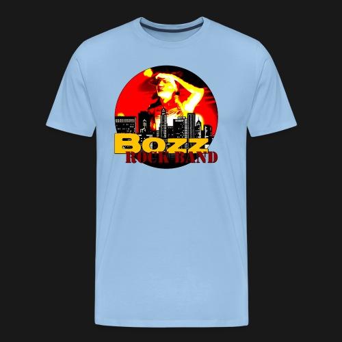 Bozz Rock Band - Männer Premium T-Shirt