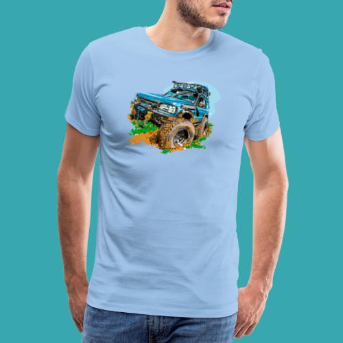 Big Blue - Men's Premium T-Shirt