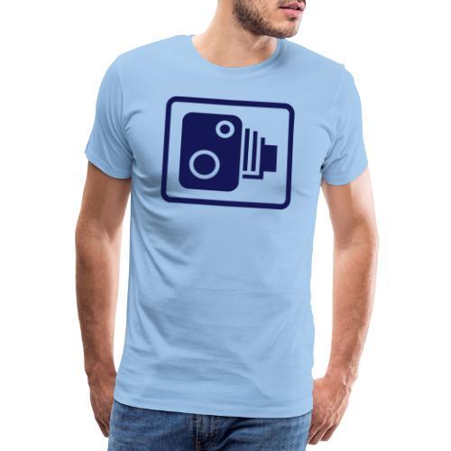 camera03 - Männer Premium T-Shirt
