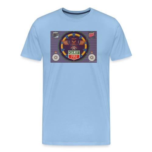 quest 1992 f - Men's Premium T-Shirt