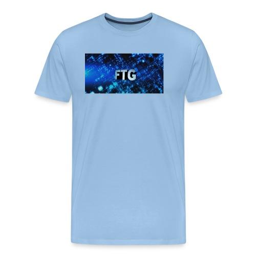 Futurtechno merch - Men's Premium T-Shirt