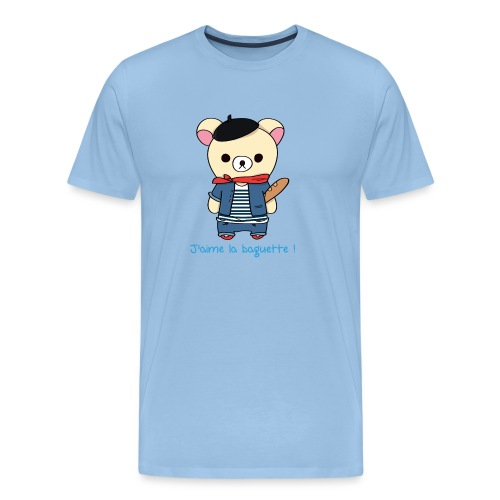 Teddy Frenchy - T-shirt Premium Homme