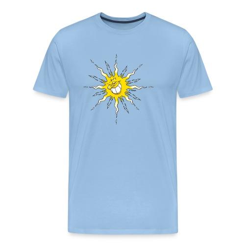Sonne - Männer Premium T-Shirt