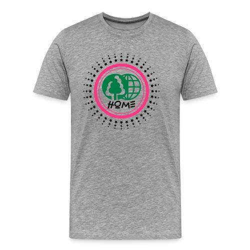 Planète home sweet home - Men's Premium T-Shirt