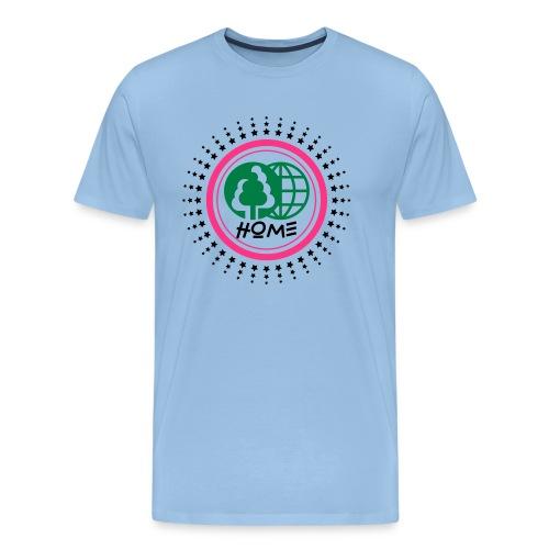 Planète home sweet home - T-shirt Premium Homme