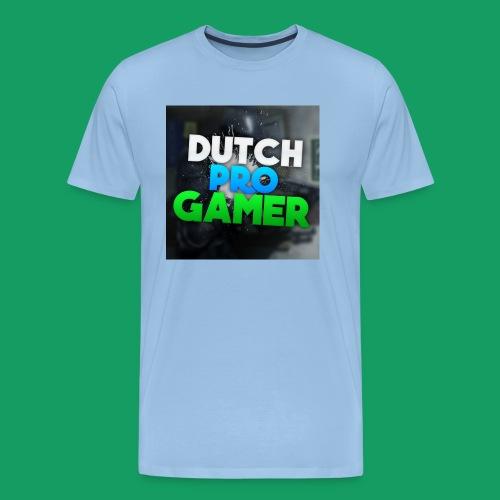 dpg logo groot png - Mannen Premium T-shirt