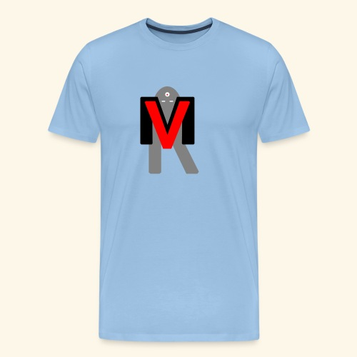 MVR LOGO - Men's Premium T-Shirt