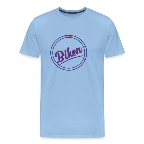Biken - Männer Premium T-Shirt