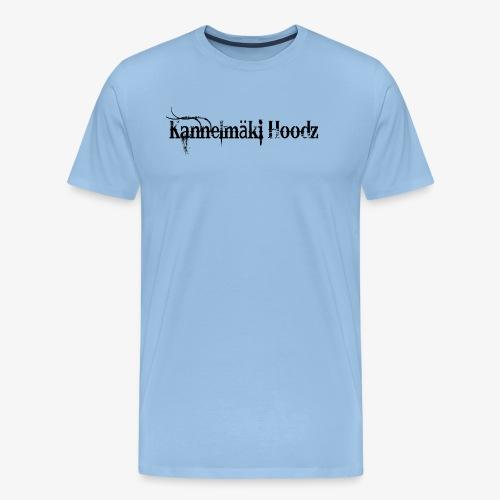 kannelmaeki hoodz 2 - Miesten premium t-paita