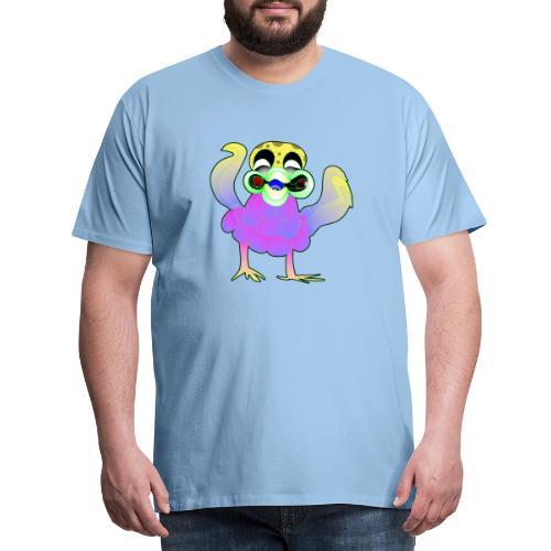 Loretta Monster - Männer Premium T-Shirt
