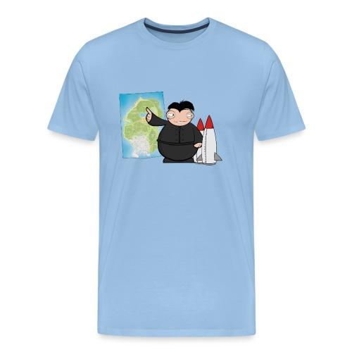 Happy Dictator. - Camiseta premium hombre