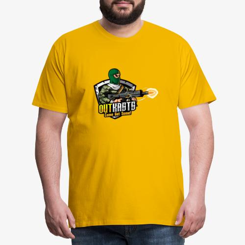 OutKasts [OKT] Logo 1 - Men's Premium T-Shirt