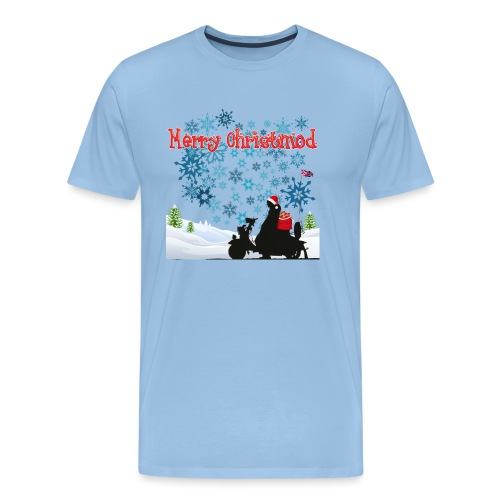 new merry christmod new design - Men's Premium T-Shirt