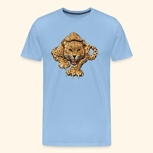 leopardillo 2021 - Camiseta premium hombre