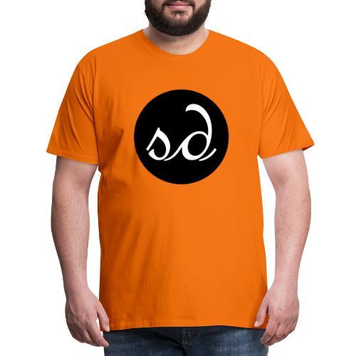 Stereodwarf logo - Men's Premium T-Shirt