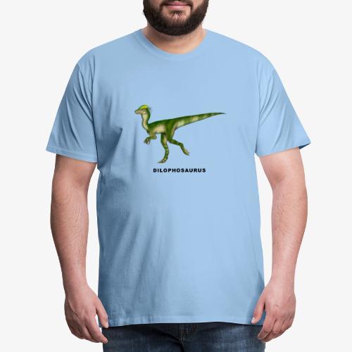 Dilophosaurus - Camiseta premium hombre